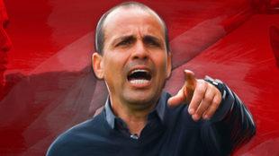 El colombiano viene de dirigir cinco temporadas en la MLS