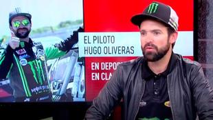 Hugo Olivares, en conferencia entrevista para Deportes en Claro