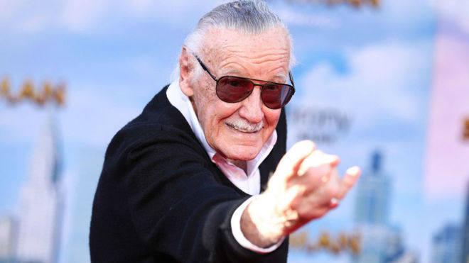 Revelaron la causa de muerte de Stan Lee