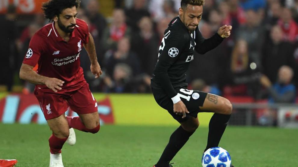 Champions 2018-19: PSG vs Liverpool: Horario y dónde ver en ...