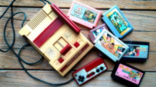 Los videojuegos antiguos no dejan de venderse