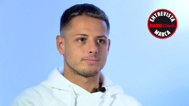 premier league chicharito hernandez i wouldn t rule out leaving