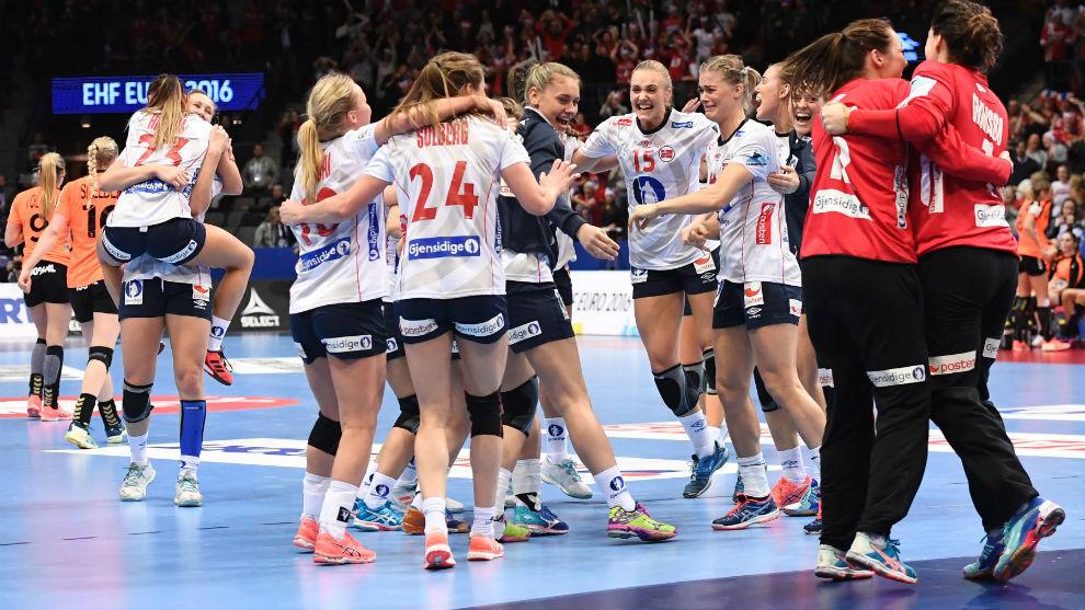 Noruega, campeona de Europa en 2016