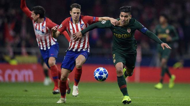 Image result for Radamel Falcao vs Atletico Madrid