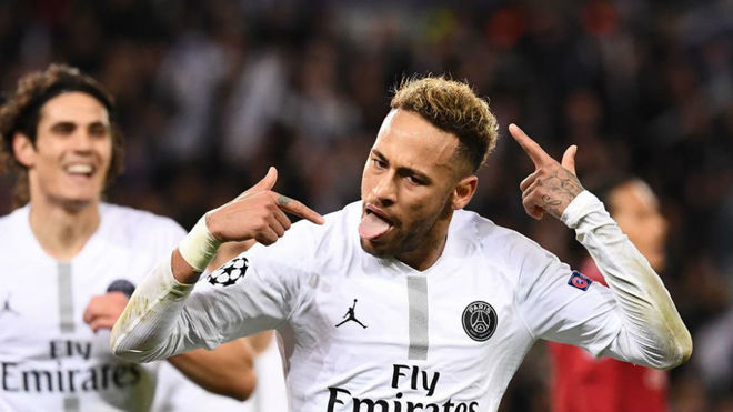 PSG record historic winning streak ahead of Champions League meeting with Reds