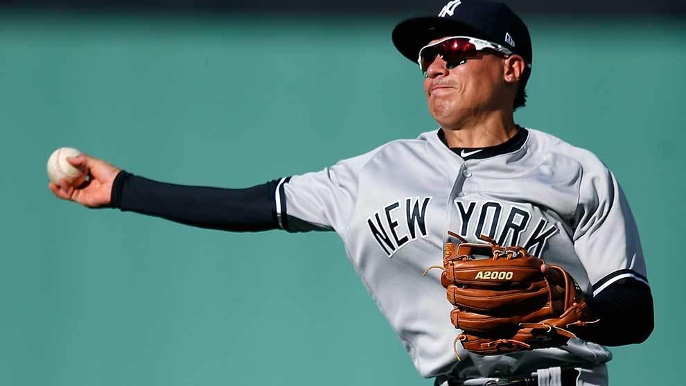 Ronald Torreyes es cambiado por los Yankees a los Cachorros