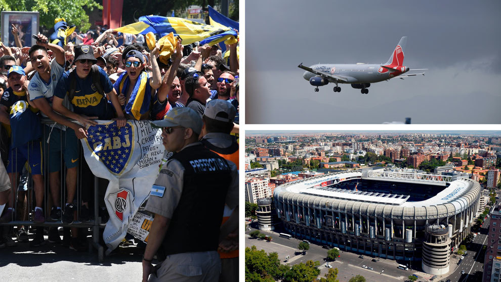 How much will it cost for fans coming from Argentina to go to the Copa...
