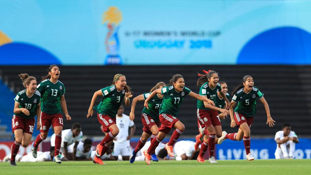 Fútbol Femenil  La Selección Mexicana busca conquistar la gloria en ... b5437f6e25a8d