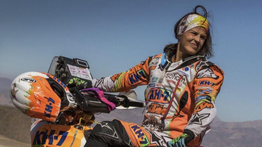 Laia Sanz disputará su noveno Dakar.