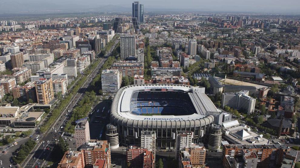 Football news - Santiago Bernabeu 'to host delayed Copa Libertadores final' - reports