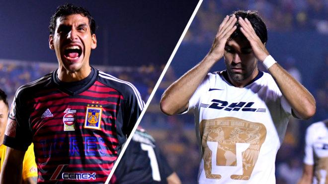 Quedan 90: Pumas cayó luchando ante Tigres