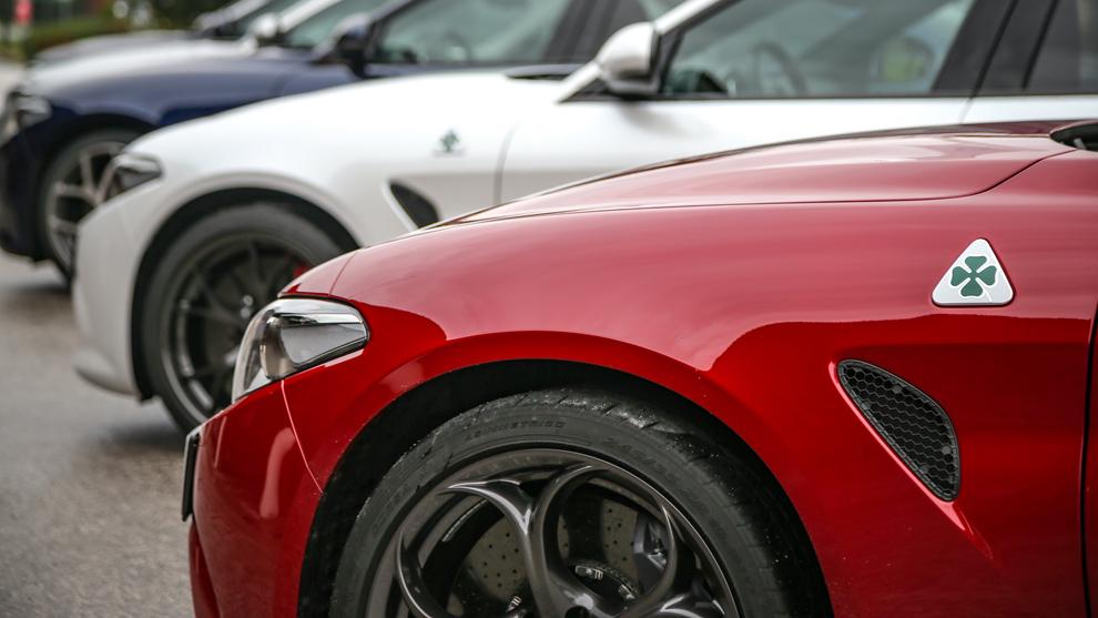 Accademia di Guida Alfa Romeo Balocco