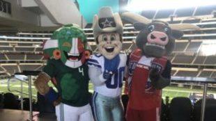 La casa de los Cowboys y del Dallas FC recibirá a la selección...