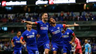 El Cruz Azul eliminó al Querétaro en los cuartos de final de la...