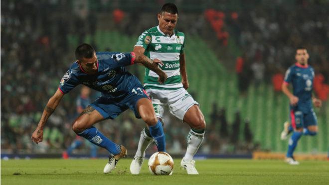 dc523c3523a58 Liguilla MX Apertura 2018  Santos vs Monterrey  Resultado