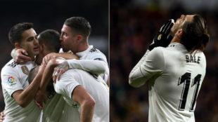 Alegrías blancas en contraposición a la decepción de Bale