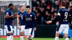 El PSV de Chucky Lozano y Erick Gutiérrez se queda sin invicto