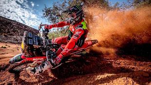 Kevin Benavides (Honda) Dakar 2019