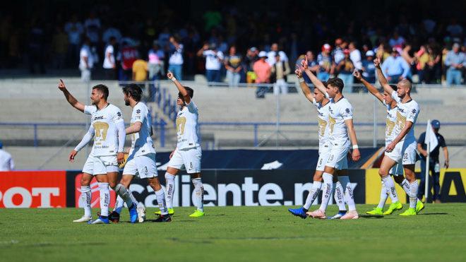 Pumas consigue el pase a las semifinales.