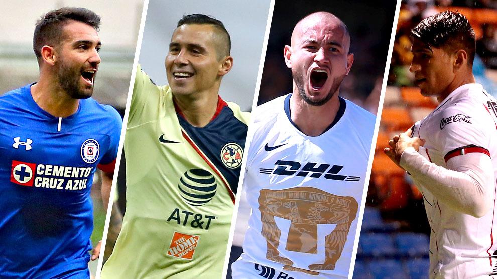 07ae5d36e6e Liguilla MX Apertura 2018  Diciembre es de los cuatro grandes  tres ...