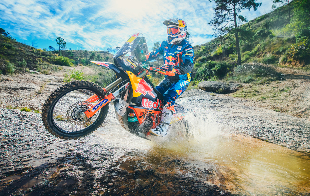 Matthias Walkner, KTM Rally Dakar 2019