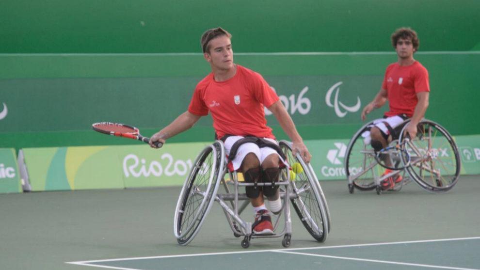 Martín de la Puente en los Juegos Olímpicos de Río '16.