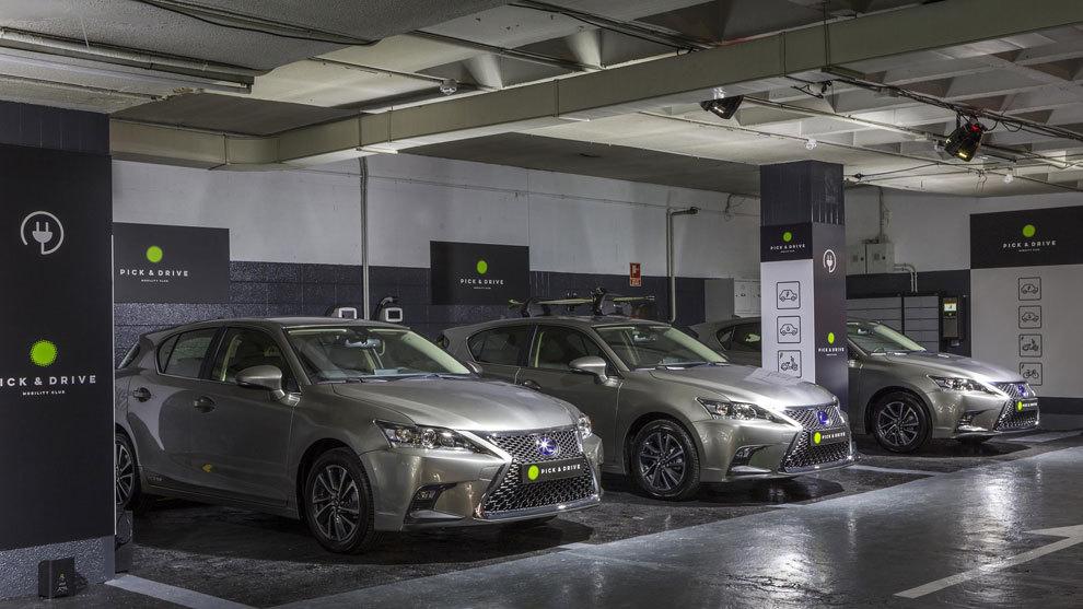 Pick & Drive, un nuevo concepto de movilidad sostenible.