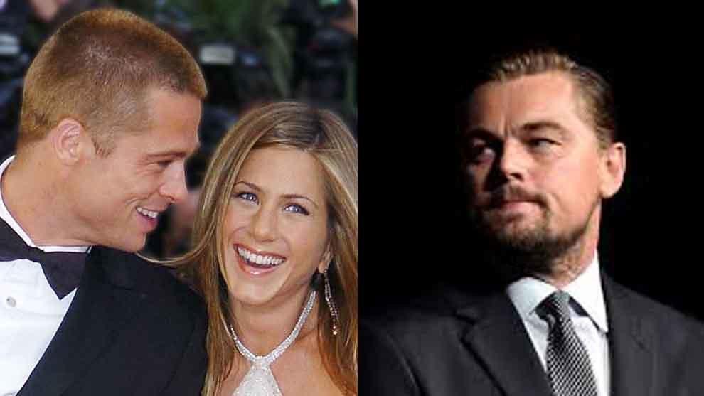 Jennifer Aniston y Leonardo DiCaprio, ¿la nueva pareja de Hollywood?