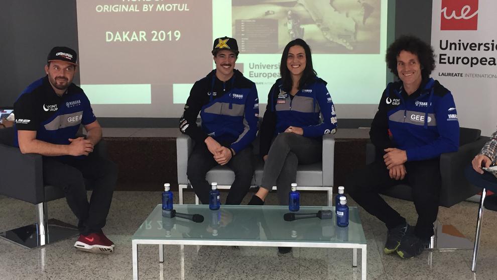 Españoles en la categoría Originals by Motul del Dakar 2019