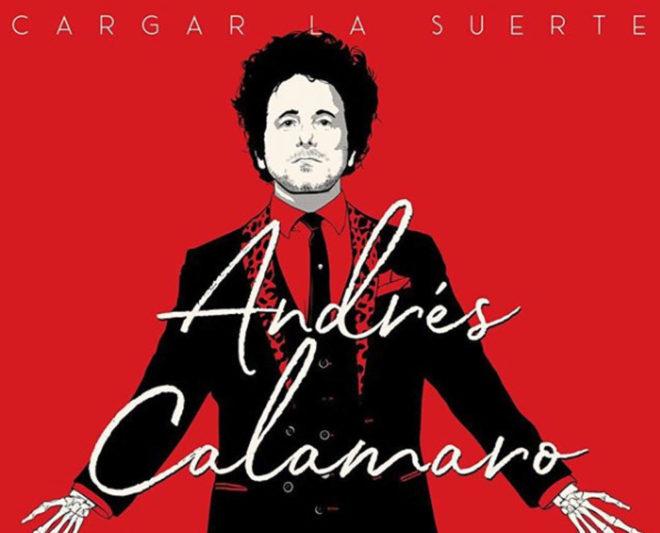 Andrés Calamaro anuncia concierto en España
