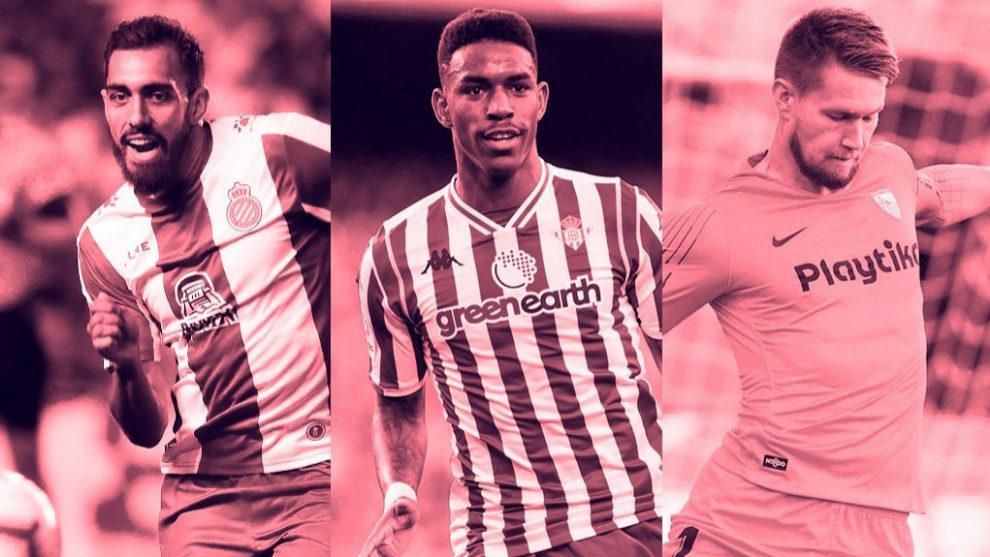 Vaclik, Junior y Borja Iglesias, nominados a mejor jugador de noviembre