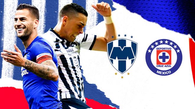 Monterrey vs Cruz Azul, en vivo