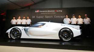 Toyota GT Super Sport Concept Le Mans 2018