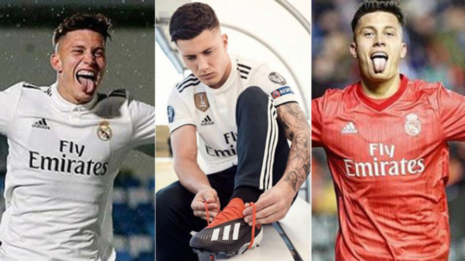 The 21-year-old has a bright future with Los Blancos