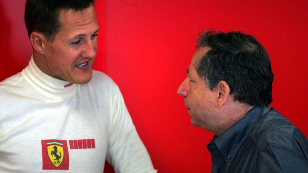 La salud de Schumacher sigue siendo un asunto muy privado