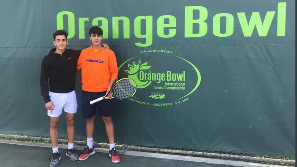 Pablo Llamas buscará la final de la Orange Bowl