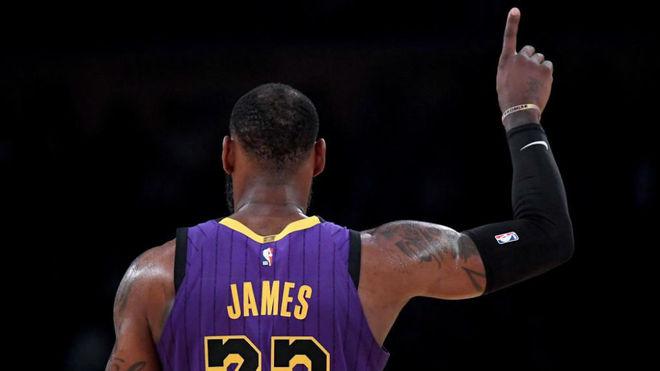 """LeBron James: """"No me puede importar menos lo que digan de mí"""""""