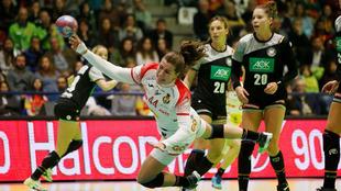 Ainhoa Hernández lanza ante Alemania en el Torneo Internacional de...