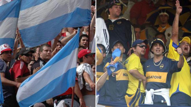 Police expect 400 to 500 violent fans for River vs Boca