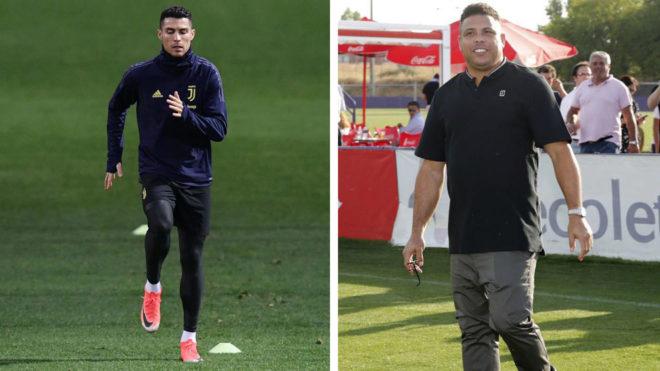 ¿Mandó un recado Cristiano al Madrid?