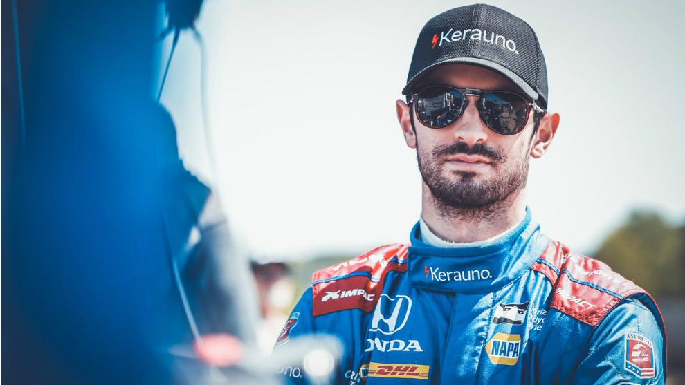 Alexander Rossi ficha por Penske para Daytona