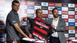 Presentación de Óscar Pareja como entrenador de Xolos