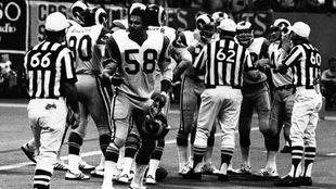 La NFL está de luto tras la partida de Robertson