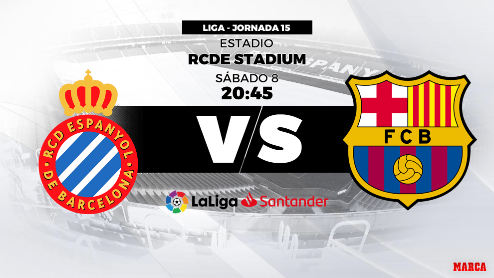 Espanyol vs Barcelona: Horario y dónde ver hoy en directo por...