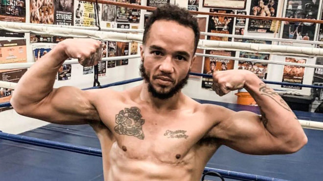 Pat Manuel, hará su debut gracias a Golden Boy Promotions