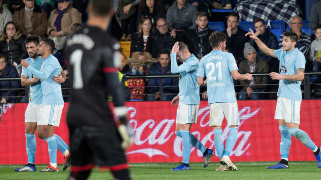 Gol de 'mayor' de Brais Méndez en Villarreal
