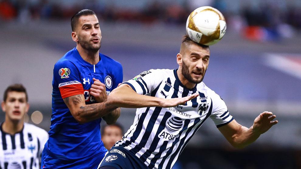 910dd04ada1d4 Liguilla MX Apertura 2018  Cruz Azul vs Monterrey  resumen ...
