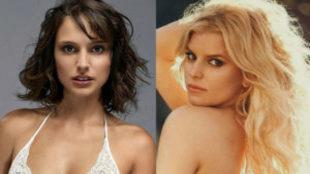 Intercambio de mensajes entre Natalie Portman y Jessica Simpson por...