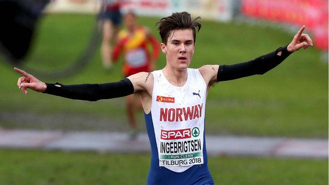 Jakob Ingebrigtsen, en meta