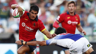 España, en las Series Mundiales de Ciudad del Cabo